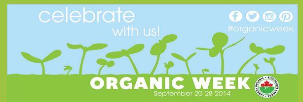 2014 Organic Week