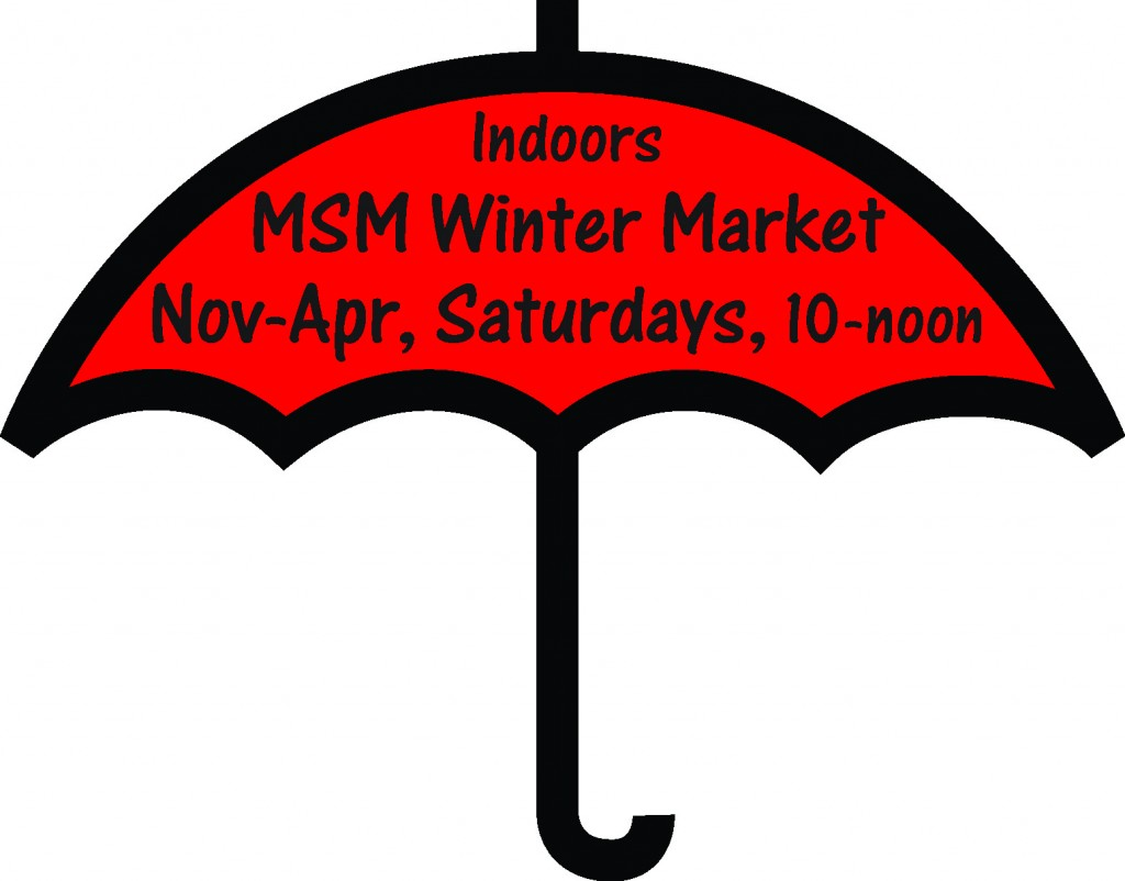 2014-15 Winter Market Umbrella