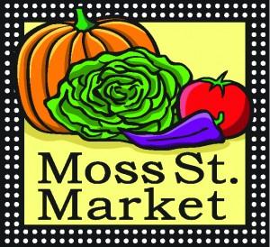 Moss Street Market Logo, high res